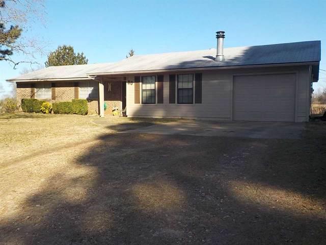 20 Pittman Lane, Texarkana, TX 75501 (MLS #106226) :: Better Homes and Gardens Real Estate Infinity