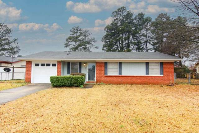450 Carroll Ave, Wake Village, TX 75501 (MLS #106231) :: Better Homes and Gardens Real Estate Infinity
