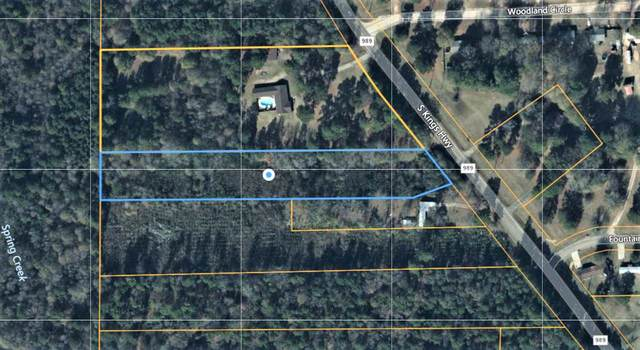 0 S Kings Hwy, Texarkana, TX 75501 (MLS #106252) :: Better Homes and Gardens Real Estate Infinity