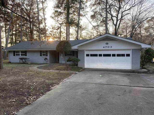 4703 N Park, Texarkana, TX 75503 (MLS #106280) :: Better Homes and Gardens Real Estate Infinity