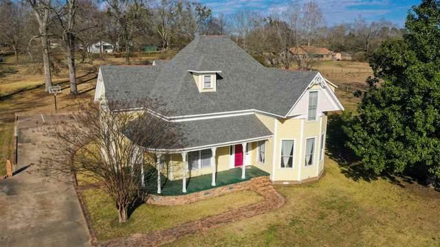 605 E Hiram Street, Atlanta, TX 75551 (MLS #106281) :: Better Homes and Gardens Real Estate Infinity