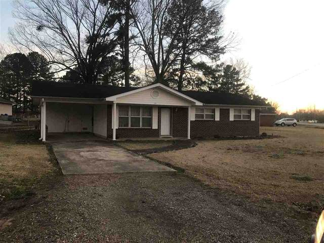 101 Sinclair Dr, Hope, AR 71801 (MLS #106320) :: Better Homes and Gardens Real Estate Infinity