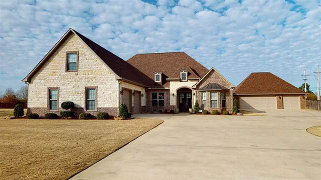 5002 Rochelle Ln, Texarkana, TX 75503 (MLS #106329) :: Better Homes and Gardens Real Estate Infinity