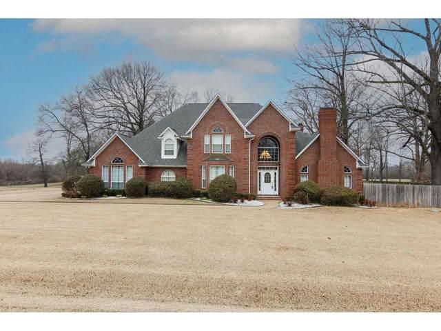 11 Bobcat Trl, Texarkana, TX 75503 (MLS #106370) :: Better Homes and Gardens Real Estate Infinity