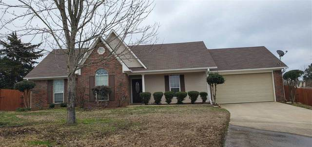 29 Pecan Valley Cir, Nash, TX 75569 (MLS #106373) :: Better Homes and Gardens Real Estate Infinity