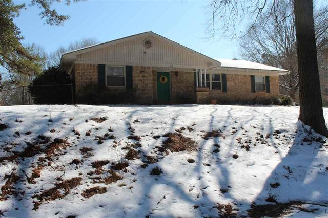 418 S Crawford Street, Mineral Springs, AR 71851 (MLS #106377) :: Better Homes and Gardens Real Estate Infinity
