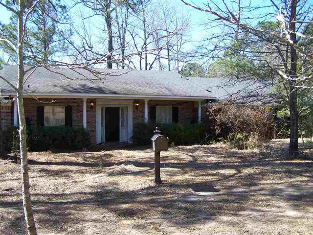 6301 Wallace Rd, Texarkana, AR 71854 (MLS #106396) :: Better Homes and Gardens Real Estate Infinity