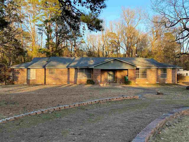 711 Johnson, Wake Village, TX 75501 (MLS #106430) :: Better Homes and Gardens Real Estate Infinity