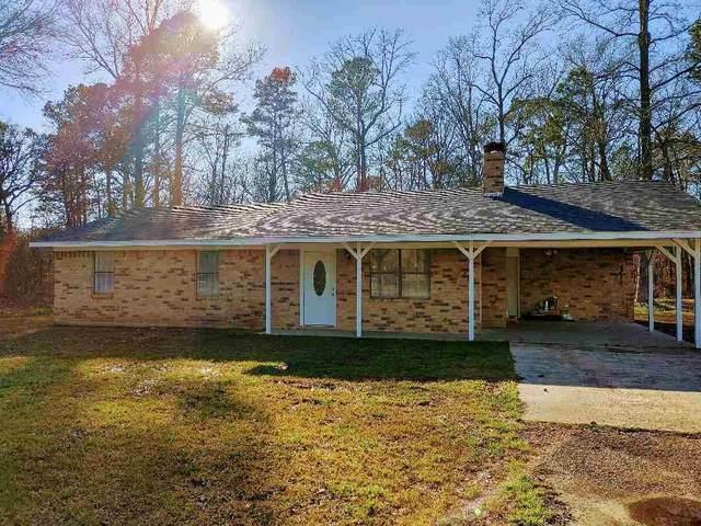 42 Tomahawk, Texarkana, TX 75501 (MLS #106436) :: Better Homes and Gardens Real Estate Infinity