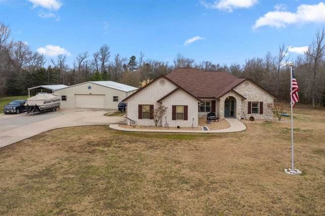 98 County Road 4426, Mt Pleasant, TX 75455 (MLS #106443) :: Better Homes and Gardens Real Estate Infinity