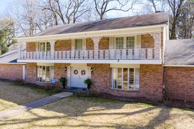 38 Dogwood Lake Dr., Texarkana, TX 75503 (MLS #106456) :: Better Homes and Gardens Real Estate Infinity