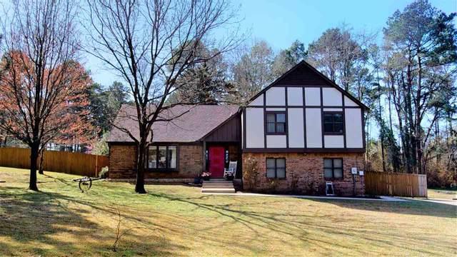 12 Dunham Dr, Texarkana, TX 75503 (MLS #106499) :: Better Homes and Gardens Real Estate Infinity