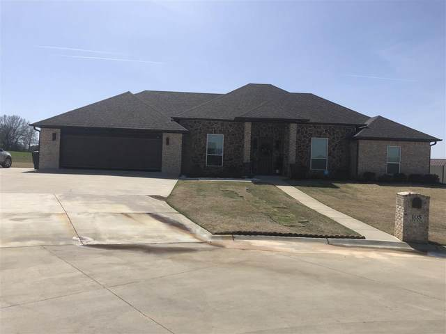 105 Jay St, Texarkana, AR 71854 (MLS #106504) :: Better Homes and Gardens Real Estate Infinity