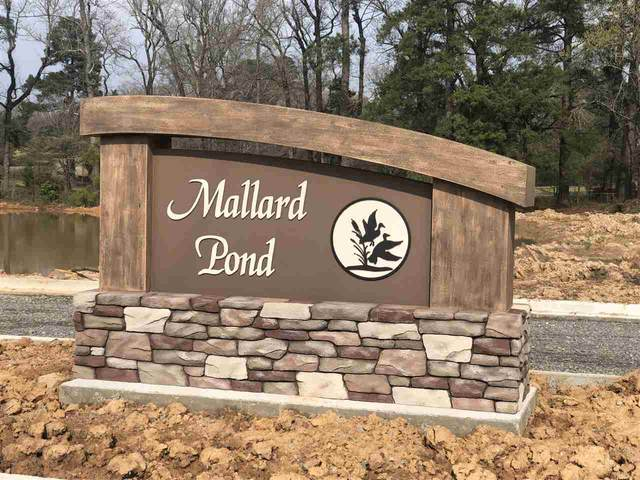 8407 Mandarin Cove Lot 18, Texarkana, TX 75503 (MLS #106538) :: Better Homes and Gardens Real Estate Infinity