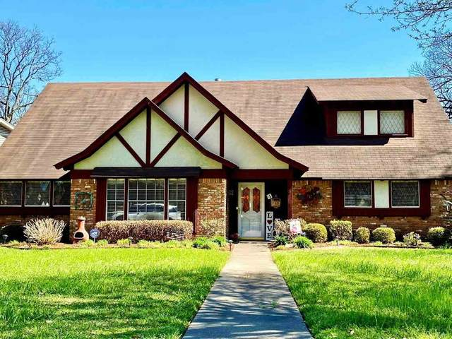 4 Woodcliff Dr., Texarkana, TX 75503 (MLS #106564) :: Better Homes and Gardens Real Estate Infinity