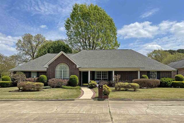 16 Dogwood Place, Texarkana, TX 75503 (MLS #106615) :: Better Homes and Gardens Real Estate Infinity