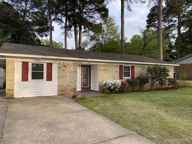28 Daffodil Lane, Texarkana, TX 75503 (MLS #106619) :: Better Homes and Gardens Real Estate Infinity