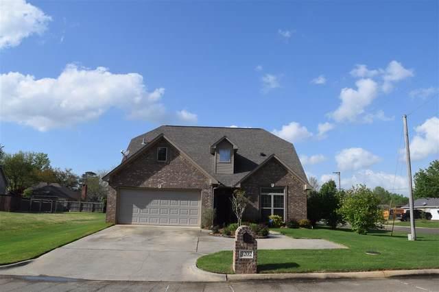 3202 Wyatt Ln, Texarkana, TX 75503 (MLS #106623) :: Better Homes and Gardens Real Estate Infinity
