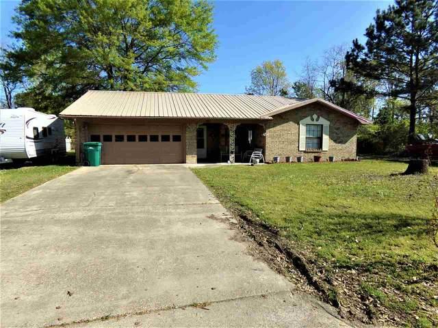 1209 Wild Rose St, DeKalb, TX 75559 (MLS #106628) :: Better Homes and Gardens Real Estate Infinity