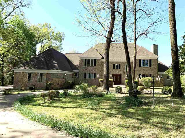 2931 Fm 2328, Atlanta, TX 75551 (MLS #106673) :: Better Homes and Gardens Real Estate Infinity