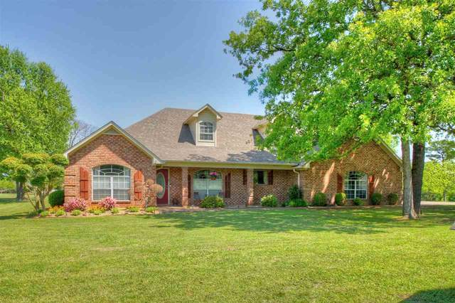 8225 Coyote Trail, Texarkana, TX 75503 (MLS #106692) :: Better Homes and Gardens Real Estate Infinity
