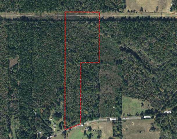 0 Fm 992, DeKalb, TX 75559 (MLS #106694) :: Better Homes and Gardens Real Estate Infinity