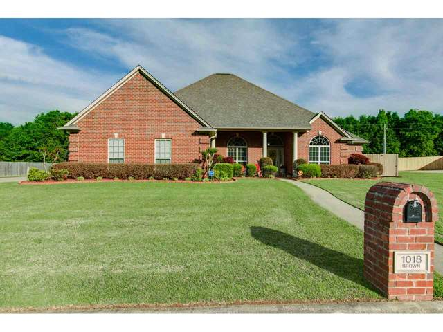 1018 Brown, Wake Village, TX 75501 (MLS #106698) :: Better Homes and Gardens Real Estate Infinity
