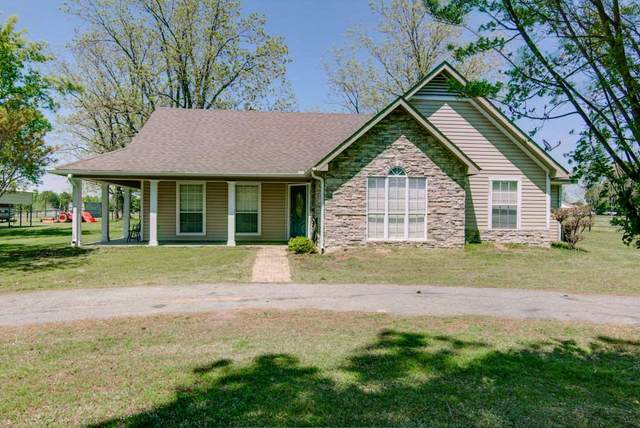 6017 Fm 1701, Annona, TX 75550 (MLS #106741) :: Better Homes and Gardens Real Estate Infinity