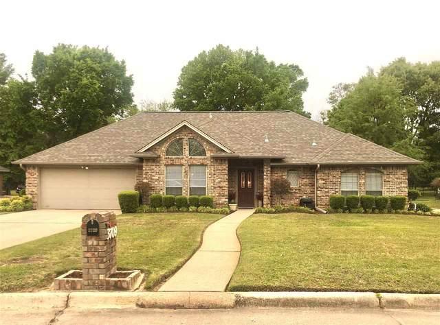 3709 W Castleridge, Texarkana, AR 71854 (MLS #106753) :: Better Homes and Gardens Real Estate Infinity