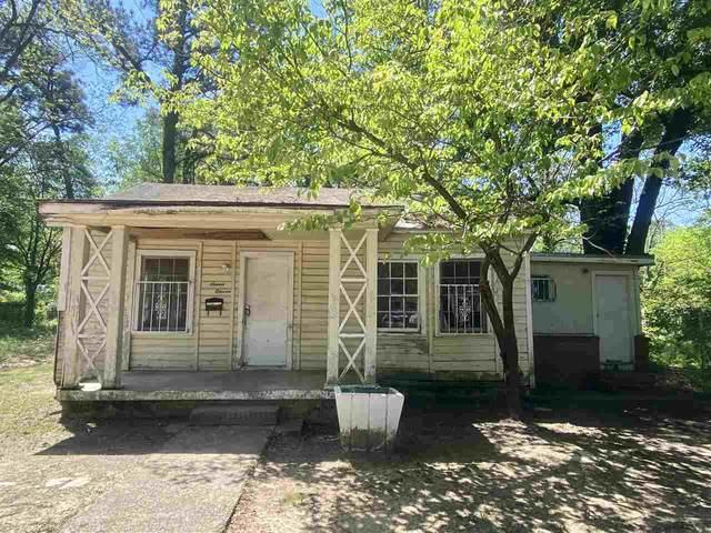 711 Waterman St, Texarkana, TX 75501 (MLS #106755) :: Better Homes and Gardens Real Estate Infinity