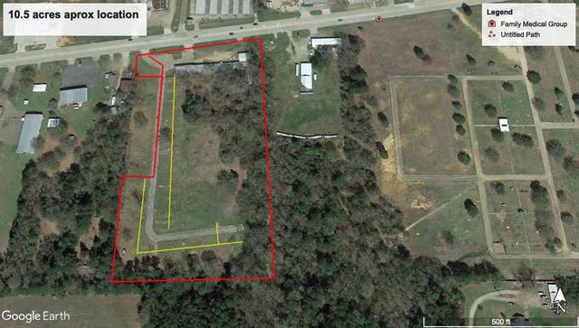 5405 W 7th, Texarkana, TX 75501 (MLS #106758) :: Better Homes and Gardens Real Estate Infinity