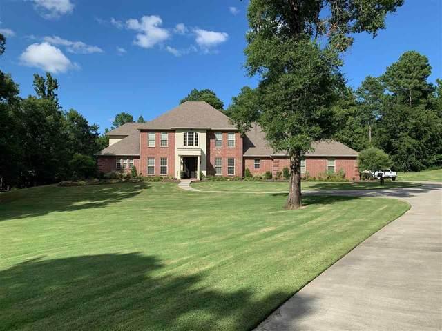 836 Holly Creek Road, Texarkana, TX 75503 (MLS #106765) :: Better Homes and Gardens Real Estate Infinity