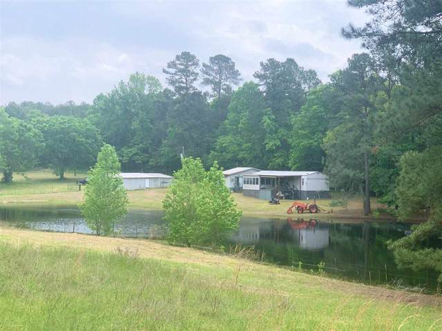 1166 County Road 4452, McLeod, TX 75565 (MLS #106775) :: Better Homes and Gardens Real Estate Infinity