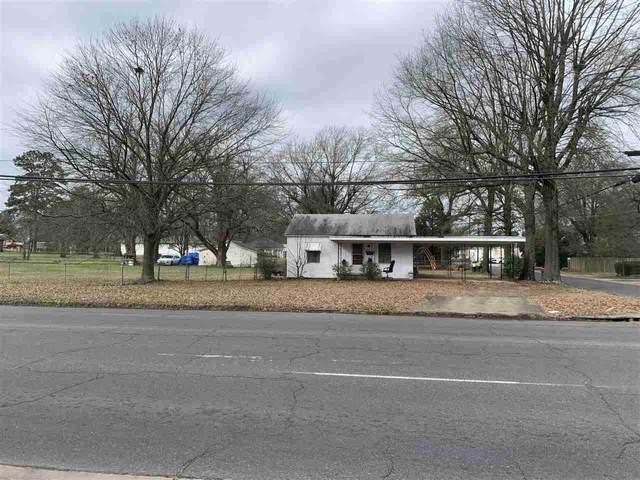 3821 Jefferson Ave, Texarkana, AR 71854 (MLS #106797) :: Better Homes and Gardens Real Estate Infinity