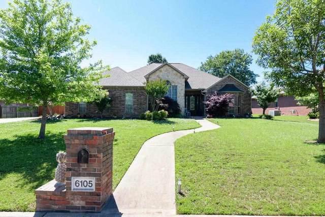 6105 Castle Oaks, Texarkana, AR 71854 (MLS #106811) :: Better Homes and Gardens Real Estate Infinity