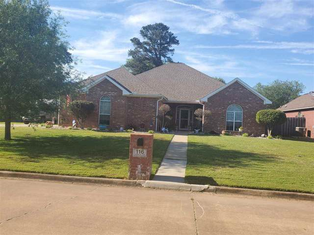 116 Corley Cr, Wake Village, TX 75501 (MLS #106812) :: Better Homes and Gardens Real Estate Infinity