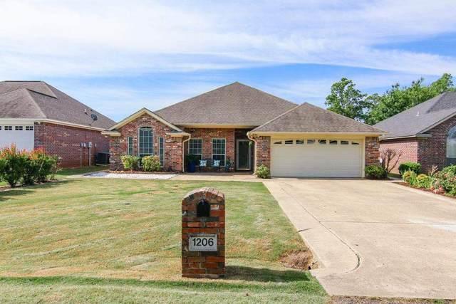 1206 Arnold Ln, Texarkana, TX 75503 (MLS #106826) :: Better Homes and Gardens Real Estate Infinity