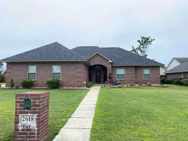 2618 Woodland Oaks Dr, Texarkana, AR 71854 (MLS #106840) :: Better Homes and Gardens Real Estate Infinity
