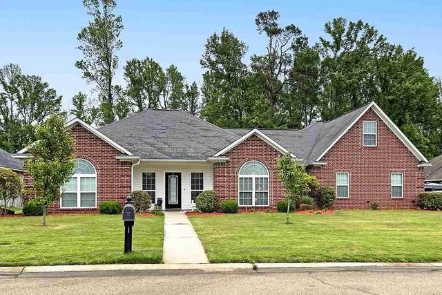 11 Copper Creek Cir, Texarkana, TX 75503 (MLS #106856) :: Better Homes and Gardens Real Estate Infinity