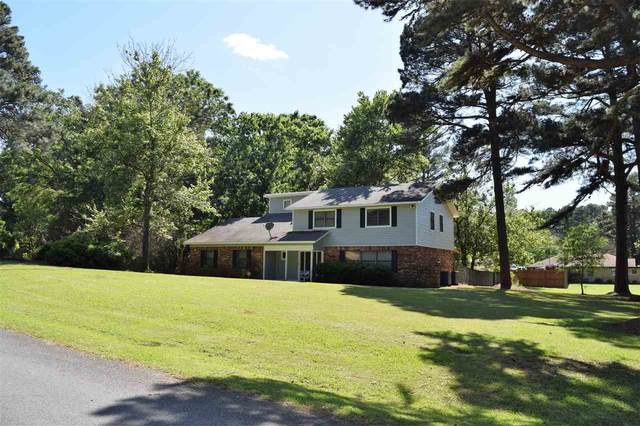 4803 Lionel, Texarkana, TX 75503 (MLS #106860) :: Better Homes and Gardens Real Estate Infinity