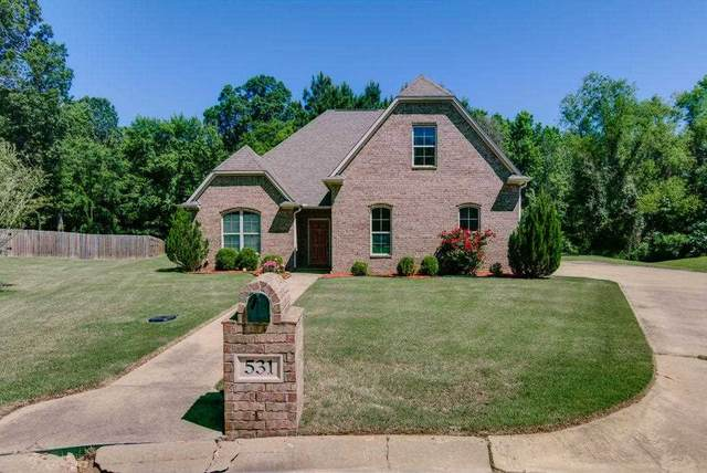 531 Mitchell Ryan, Wake Village, TX 75501 (MLS #106868) :: Better Homes and Gardens Real Estate Infinity