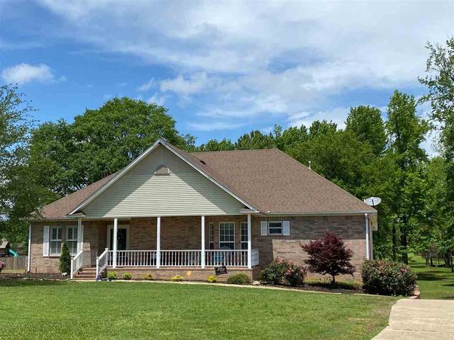 6203 Lost Creek Dr, Texarkana, TX 75503 (MLS #106885) :: Better Homes and Gardens Real Estate Infinity