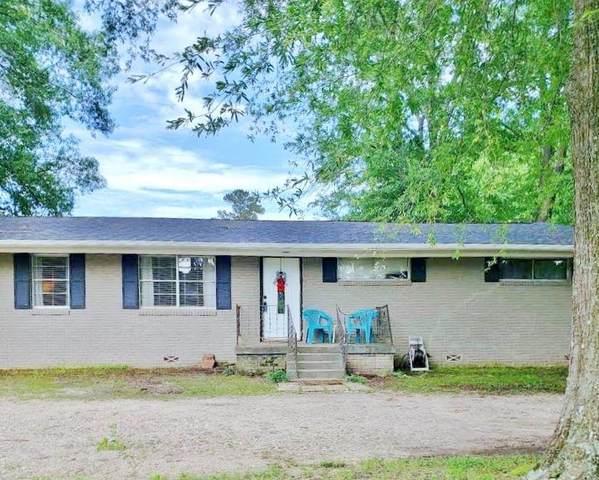 6602 Buchanan Loop Rd., Texarkana, TX 75501 (MLS #106956) :: Better Homes and Gardens Real Estate Infinity