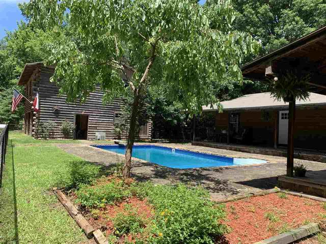 1830 S William, Atlanta, TX 75551 (MLS #107089) :: Better Homes and Gardens Real Estate Infinity