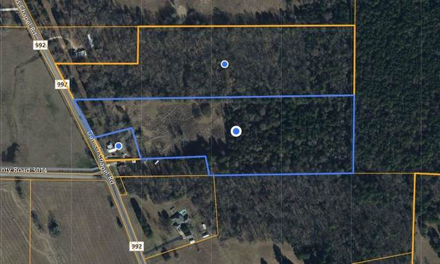 13.90 +/- Acres Fm 992, New Boston, TX 75570 (MLS #107100) :: Better Homes and Gardens Real Estate Infinity