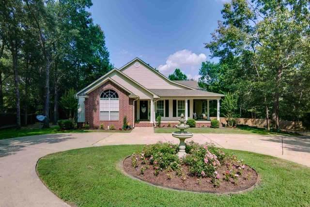 605 Lakeridge Circle, Texarkana, TX 75503 (MLS #107110) :: Better Homes and Gardens Real Estate Infinity