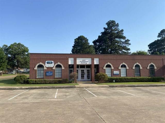4412 Texas Blvd, Texarkana, TX 75503 (MLS #107132) :: Better Homes and Gardens Real Estate Infinity