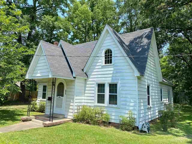 760 Burke St, Ashdown, AR 71822 (MLS #107152) :: Better Homes and Gardens Real Estate Infinity