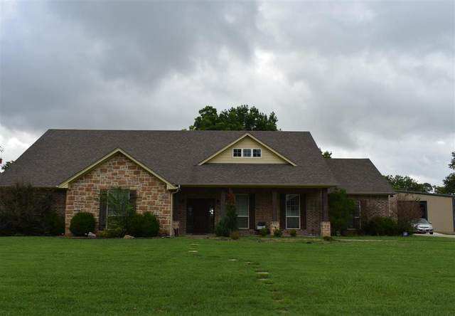 300 Tyler St, Maud, TX 75567 (MLS #107193) :: Better Homes and Gardens Real Estate Infinity