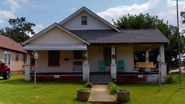 1206 Hazel, Texarkana, TX 75501 (MLS #107212) :: Better Homes and Gardens Real Estate Infinity
